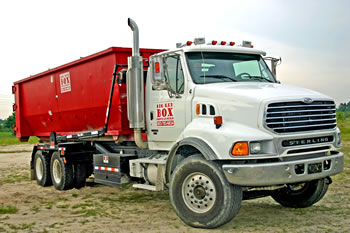 Dumpster, Dumpster Rentals, Roll Off Containers - Big Red Box - Greenville, SC